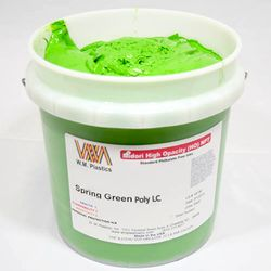Spring Green Low Cure- Low Temp Poly Ink Thumbnail
