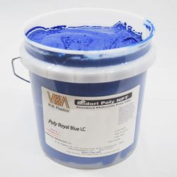 Royal Blue Low Cure- Low Temp Poly Ink Thumbnail