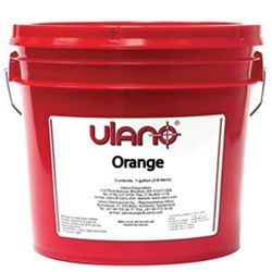 Ulano Orange Pre-Sensitized SBQ Textile Emulsion Thumbnail