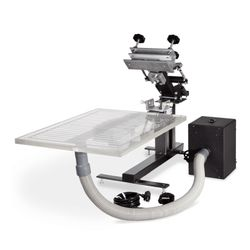 Workhorse Odyssey Benchtop 1 Color, 1 Station with Vacuum Pallet Screen Printing Press  Thumbnail