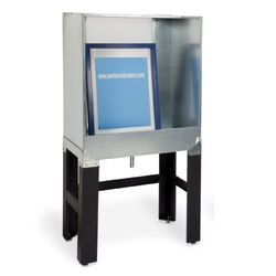 Workhorse Single-Screen Washout Booth 36