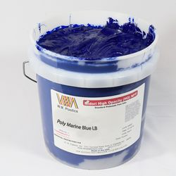 Marine Blue Low-Bleed Poly Ink Thumbnail