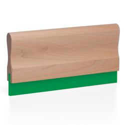 Wood Screen Printing Squeegee 75 Durometer Thumbnail