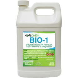 Bio-1 Biodegradable Ink Stain Remover & Degreaser  Thumbnail