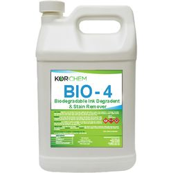 Bio-4 Biodegradable Ink Degradent & Stain Remover Thumbnail