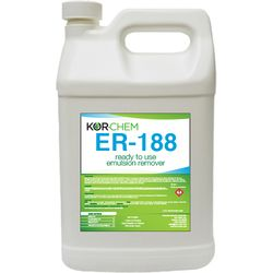ER-188 Full Strength, Ready to Use Emulsion Remover Thumbnail