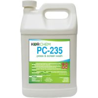 PC-235 Screen Printing Press & Screen Wash Thumbnail